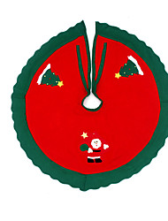 Christmas Decorations / Christmas Party Supplies Holiday Supplies Santa Suits / Snowman Textile Green / Gold Above 3
