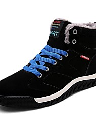 Men's Shoes Libo New Style Hot Sale Casual / Outdoors Comfort Black / Navy / Dark Green Fashion Ankle Boots