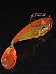 """1 pcs Poissons nageur/Leurre dur leurres de pêche Poissons nageur/Leurre dur Couleurs assorties 22 g/3/4 Once mm/4-1/3"""" pouce,Plastique"""