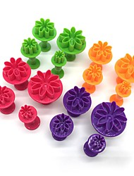 4Pcs/Lot Cupcake Decorating Cutters NO.3