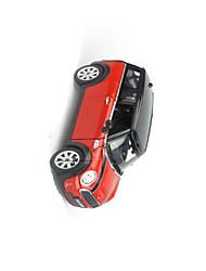 Автомобиль Гоночное судно 1:24 Бесколлекторный электромотор RC автомобилей 50km/h 2.4G Красный Готов к использованиюАвтомобиль