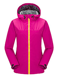 Women's Ski/Snowboard Jackets Softshell Jacket Skiing Camping / Hiking Leisure Sports Downhill SnowsportsWaterproof Breathable Thermal /