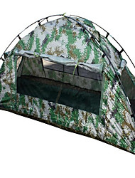 Waterproof / Ultraviolet Resistant / Quick Dry / Rain-Proof / Well-ventilated One Room Shelter & Tarp / Tent