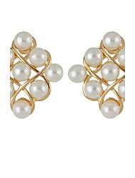Peal Small Stud Earrings for Ladies