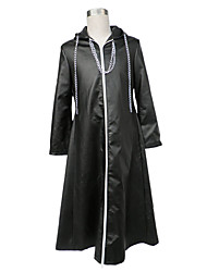 Kingdom Hearts Anime Cosplay Costumes Coat Male