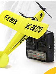 FX803 Brush Electric 5m/s RC Quadcopter 2ch 2.4G EPO Ready-to-go