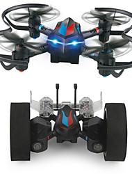 Drone LiDiRC L18 4CH 6 Eixos 2.4G - Quadcóptero RC Iluminação De LED / Retorno Com 1 Botão / Modo Espelho Inteligente / Flutuar