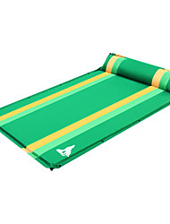 Breathability Camping Pad Yellow / Green / Blue Camping