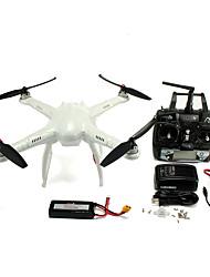 Drone FreeX MCFX-01 7Canaux 6 Axes 2.4G - Quadrirotor RCEclairage LED / Retour Automatique / Sécurité Intégrée / Mode Sans Tête /