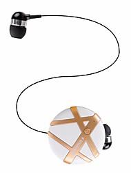 Fineblue FL-C8 Наушники-вкладышиForМедиа-плеер/планшетный ПК Мобильный телефон КомпьютерWithС микрофоном DJ Регулятор громкости Игры