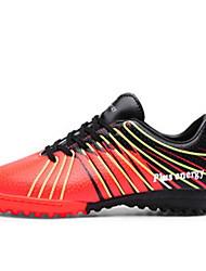 tectop Soccer Shoes/Football Boots Indoor Turf Men's Anti-Slip Anti-Shake/Damping Cushioning Ventilation Breathable Low-Top Leatherette