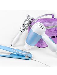 Фен Только для сухих волос Резинки для волос Ионная технология / Вращающийся шнур / Hot and cool wind / Индикатор питания / Электрический
