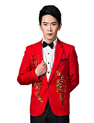 Cosplay Festival/Holiday Halloween Costumes Solid Coat Christmas Terylene Polyester