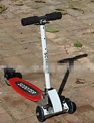 Bikes Kids ' Patinete Others Branco Preta Unissex Adulto Aço