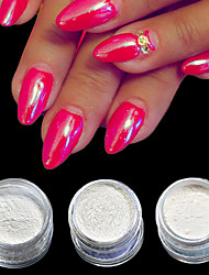 10g/1 Bottle Nail Art Laser Glitter Magic Gradient Glimmer Powder