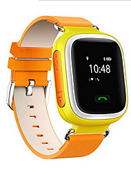 Smart WatchWater Resistant/Waterproof / Long Standby / Pedometers / Exercise Log / Health Care / Sports / Touch Screen / Alarm Clock /