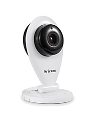 sricam® nuovo hd 720p wireless ONVIF supporto 128g interno del monitor casa ip camera SP009 scheda micro sd