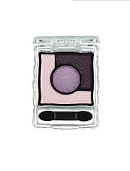 3 Paleta de Sombras Secos Paleta da sombra Creme Normal Maquiagem para o Dia A Dia