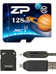 ZP 128GB TF carte Micro SD Card carte mémoire UHS-I U1 Class10