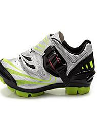 Tiebao Tênis Sapatos Casuais Sapatos para Ciclismo Tênis para Mountain Bike Homens Anti-Escorregar RespirávelBicicleta De Montanha