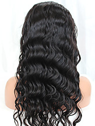 Full Lace Human Hair Wigs For Black Women Body Wave Malaysian Virgin Hair Full Lace Wig With Baby Hair 8-24 Inch