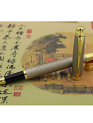 Student Steel Pen Metal Pen Accounting Special Fine Business Office Gift Ink Pen