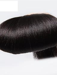 Человека ткет Волосы Бразильские волосы Яки 12 месяцев 3 предмета волосы ткет