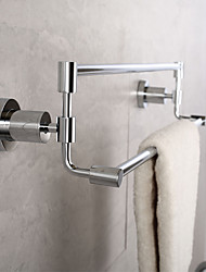 Stainless Steel Double Towel Bar- Chromium