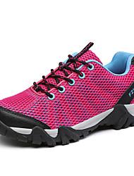 Sneakers Hiking Shoes Mountaineer Shoes Women'sAnti-Slip Anti-Shake/Damping Cushioning Ventilation Wearproof Fast Dry Waterproof