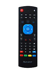 Measy GP811 High Quality 2.4G Remote Control Air Mouse Wireless Keyboard for MX3 M8S T95 Android Mini PC TV Box HTPC Smart TV