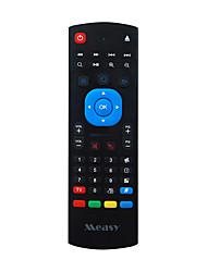 gp811 Measy de alta qualidade 2,4 g controle remoto air mouse teclado sem fio para m8s mx3 T95 android mini-caixa de tv pc htpc smart tv