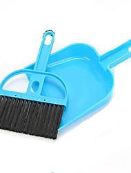 Roedores Chinchilas Limpeza Plástico Azul