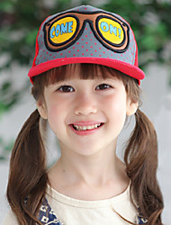 Girl's Fashion Cotton Summer Going out/Casual/Daily Cartoon Print Baseball Hat Children Peaked Peaked Cap