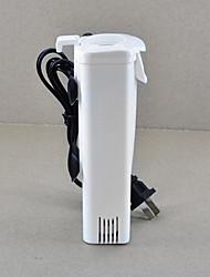 Acuarios Filtros Ahorro de Energía Silencioso Plástico AC 220-240V