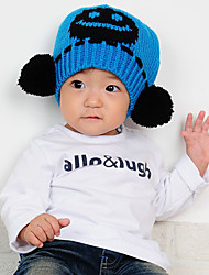 Unisex Knitting Cute Winter Going out/Casual/Daily Boy And Girl Keep Warm Headgear Hat Children Cap