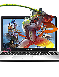 Asus Ordinateur Portable 15.6 pouces AMD Quad Core 4Go RAM 500 GB disque dur Windows 10