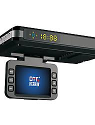 Фабрика OEM UTC-OTF-VGR1-11 Jieli (материк) HD 1280 x 720 Автомобильный видеорегистратор 2,7 дюйма Экран 9712 Даш Cam
