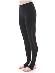 Women's Running Pants Quick Dry Breathable Compression Ultra Light Fabric Leggings Tights for Yoga Pilates Exercise & Fitness Running
