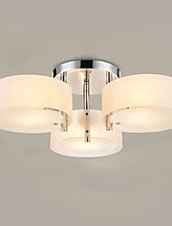 Montage de Flujo ,  Moderno / Contemporáneo Cromo Característica for Mini Estilo MetalSala de estar Dormitorio Comedor Cocina Habitación