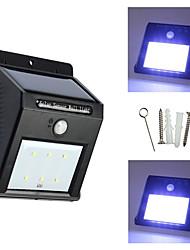 Aussenleuchten 6 LED