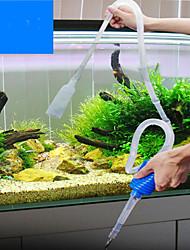 Aquarium Nettoyeurs Tuyaux Non toxique & Sans Goût Plastique