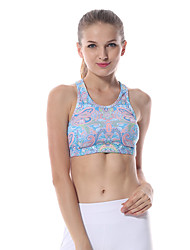Yokaland®®Yoga Sports Bra Breathable Quick Dry Protective Reduces Chafing Sweat-wicking Comfortable Stretchy Sports WearYoga Pilates