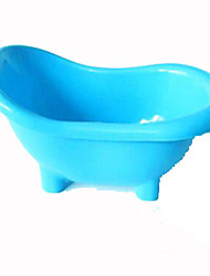Rodents Bowls & Water Bottles Plastic Blue