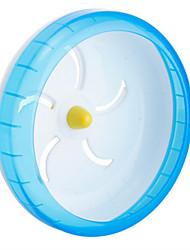Roedores Rodas de Exercício Plástico Azul