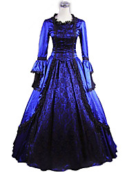 Steampunk®High Quality Marie Antoinette Renaissance Fair Queen Dress Ball Gown Theatrical Quality Costume