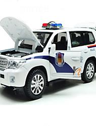 Toys Car Toys Metal White Leisure Hobby