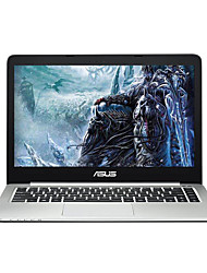 jogo laptop de 15,6 polegadas Intel asus i5 dual core 4 GB de RAM SSD de 256GB de disco rígido Windows 10