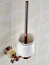 Brosses de toilette et supports Néoclassique Autres Laiton