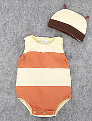 Baby Casual/Daily Print One-Pieces,Rayon Summer Sleeveless