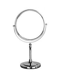 Rotate 360 Degrees Hd Mirror Desktop Double-Sided Makeup Mirror